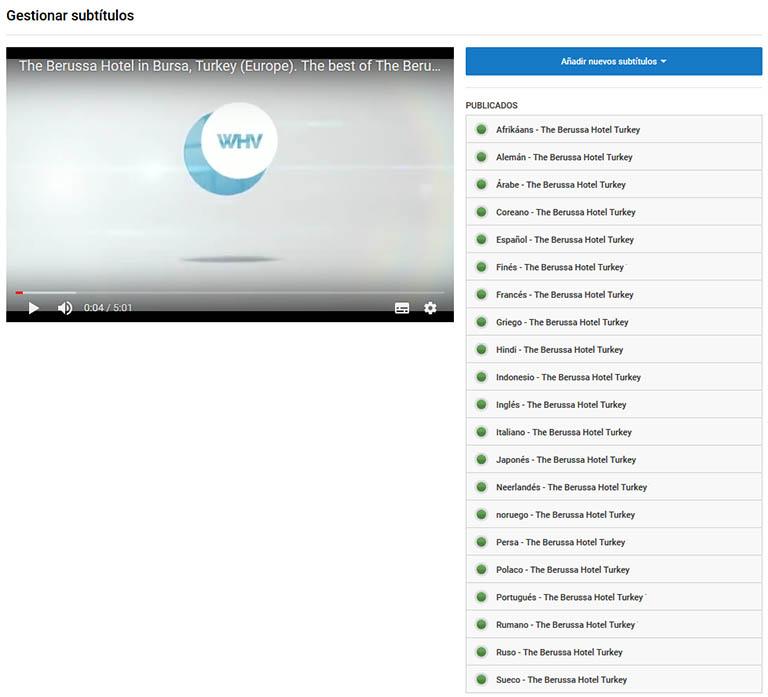 Video Diseño Web Ibiza Subtítulos